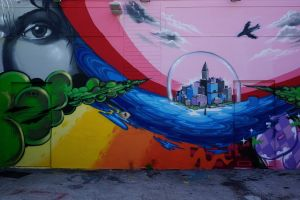 Miami Art District-Wynwood