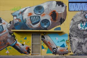 Miami Art District Wynwood Art District